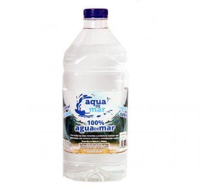 Agua de mar 100% pura 2 l