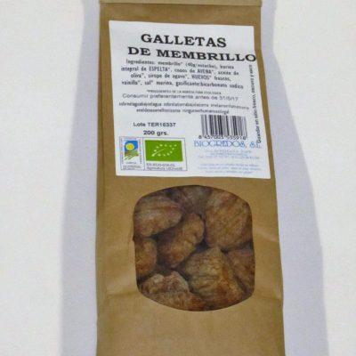 GALLETAS MEMBRILLO