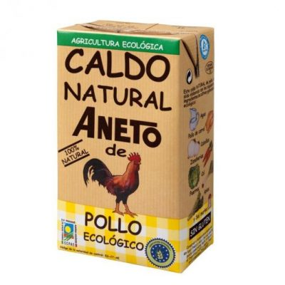 CALDO POLLO ANETO
