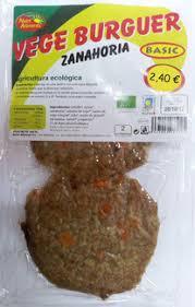 Burguer EcoBasic de Zanahoria
