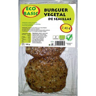 Burguer EcoBasic de Semillas