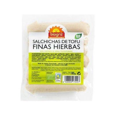 Salchicha Tofu F. Hierbas