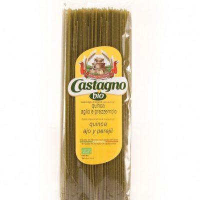 Espaguetis Ajo y Perejil