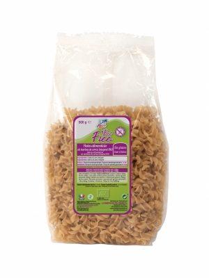 Fusilli de arroz integral Bio-Free
