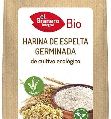 HARINA DE ESPELTA GERMINADA